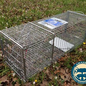 Adair's Custom Live Trap www.adairs-animals.com
